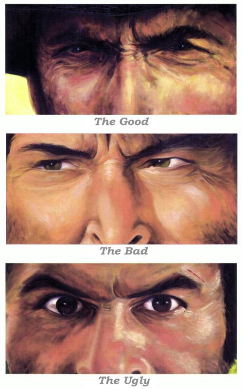 Good, bad, ugly
