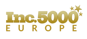 Samuel Pavin, nominated for the Inc 5000 Europe