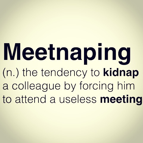 Stop the meetnaping