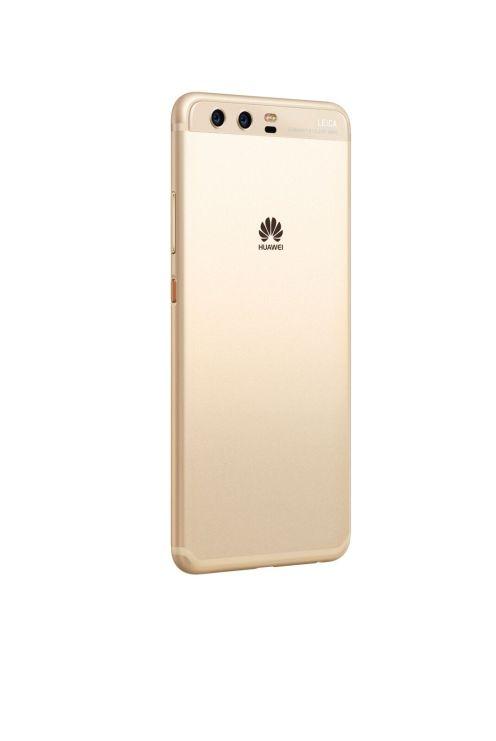 Huawei P10 Gold back